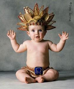 Наши дети и их знаки зодиака – ЛЕВ