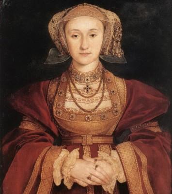 Анна Клевская была четвертой женой короля