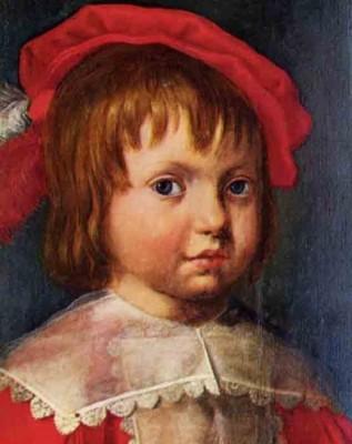 Сын Генриха и Джейн, Эдуард.