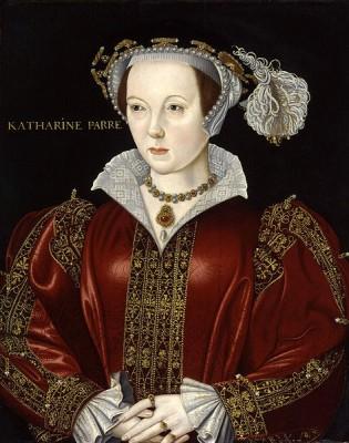 Последняя жена короля Катарина Парр