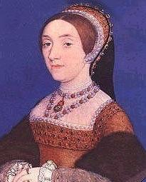 Король женился в пятый раз на юной девице Кетрин Говард.