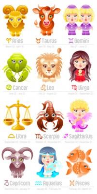 Общий гороскоп на 2012 год для всех знаков зодиака.