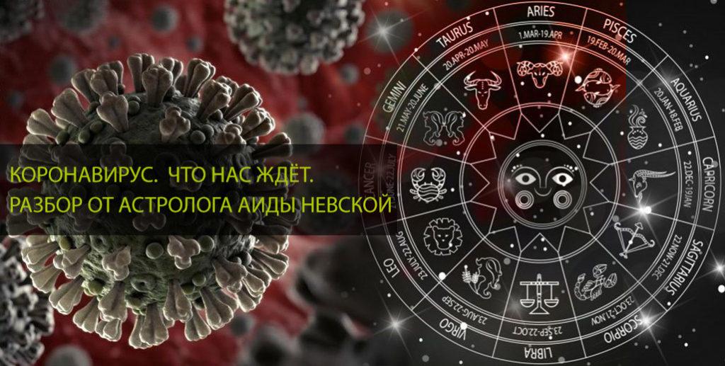 Когда закончится коронавирус. Прогноз Астролога